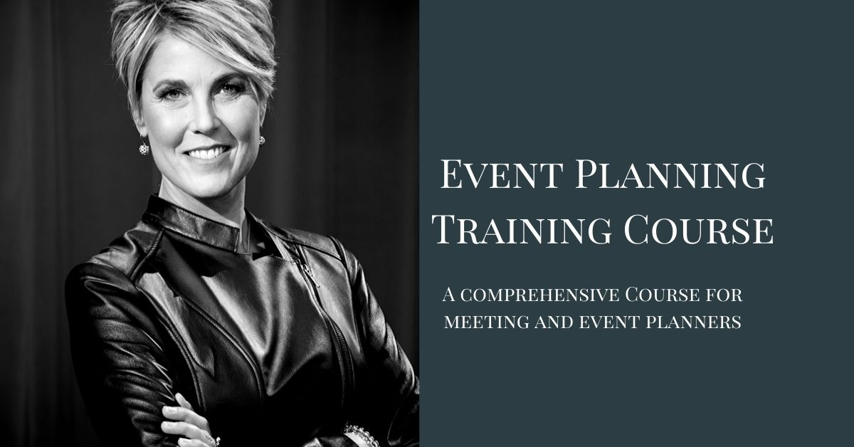 Event Planner Online Training Course